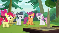 Crusaders unimpressed by Rumble's horseshoe toss S7E21