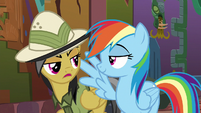 Daring Do --we'll have to do introductions later-- S6E13