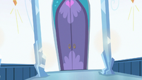 Door leading into Flurry Heart's nursery S9E1