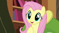 "Fluttershy ""I've never been to your house before"" S7E12"