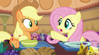 Fluttershy --that's three big friendship problems-- S6E20
