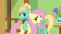 Fluttershy -that's what big sisters are for- S6E11