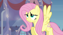 Fluttershy worried -we're gonna blow it- S03E12