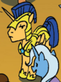 Friends Forever issue 9 Alicorn Flash Sentry.png