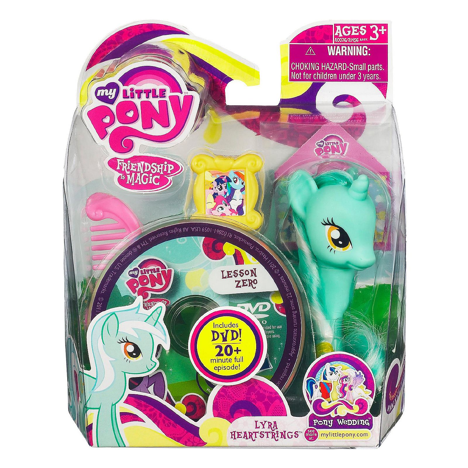 My Little Pony Royal Wedding: Kmart Lyra Heartstrings Royal Wedding Playful Pony