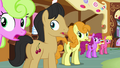Long line of ponies gasp S02E19.png