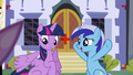 Minuette wants Twilight to fluff her wings up S5E12.png