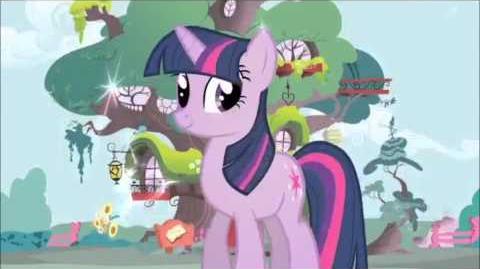 My Little Pony - Friendship Is Magic Swedish Opening