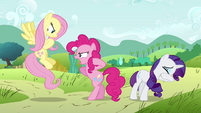 Pinkie Pie 'Fashion is her passion' S2E19