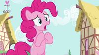 Pinkie Pie deep gasp S4E12
