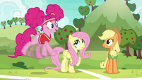 Pinkie Pie super excited --absolutely!-- S6E18