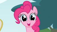 Pinkie happy S4E09
