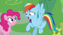 "Rainbow ""the Wonderbolts aren't cool!"" S8E20"