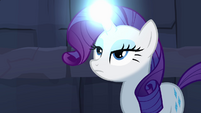 "Rarity ""can only imagine"" S4E03"