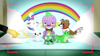 Ray rejoining the Mane Six's pets SS7