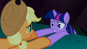 S01E02 Twilight przerażona poleceniem Applejack