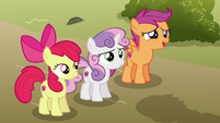 Scootaloo --we've talked it over-- S6E19