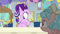 Starlight Glimmer starting over S8E12
