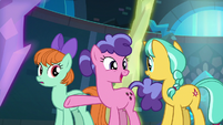 "Student 2 ""the Tree of Harmony saved them!"" S8E26"