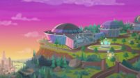 The Canterlot City Planetarium EGDS7