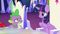 Twilight --I don't get jealous-- S5E22