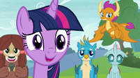 Twilight -what your teachers had in mind- S8E9