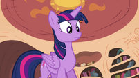 Twilight shocked by Pipsqueak's words S4E15