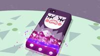 Vignette's smartphone changes in appearance EGROF