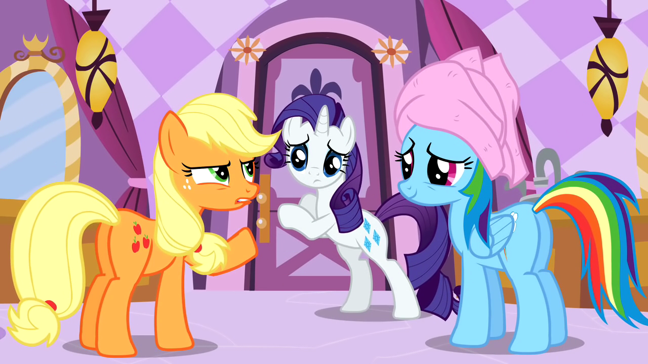 image we normally don t wear clothes s01e26 png my little pony
