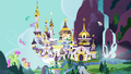 Alternate exterior shot of Canterlot EGFF.png