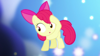 Apple Bloom in another dream space S5E4