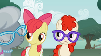 Apple Bloom who are you- S1E12