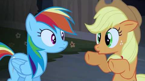 Applejack ~ Nopony knows!