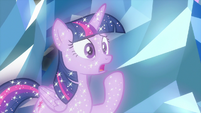 Astral Twilight shocked by Gallus' words S8E22