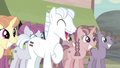 """Double Diamond """"The whole village joins together to build you your own cottage"""" S5E02.png"""
