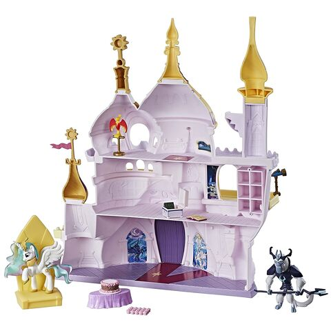 File:FiM Collection Canterlot Castle Ultimate Story Pack behind view.jpg