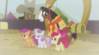 Flashback to Appleoosa's Most Wanted S5E18