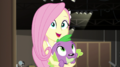 "Fluttershy ""Chestnut Magnifico is an avid supporter"" EGS2.png"