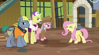Fluttershy -none of you listened to me!- S7E5