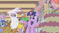 Gilda whacking Spike S1E5