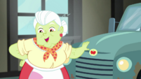 """Granny Smith """"the ride of your lives"""" CYOE5b"""