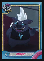 Grubber MLP The Movie trading card
