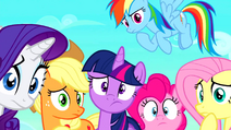 My Little Pony La Magia de la Amistad Capitulo 02 T6 Momento 02