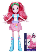Pinkie Pie Equestria Girls show attire doll