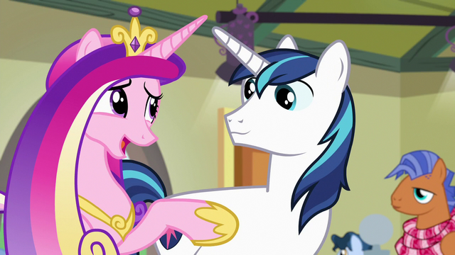"""File:Princess Cadance """"we're not changing diapers"""" S7E3.png"""