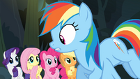 Rainbow '...stand by and do nothing' S4E04