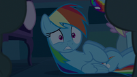 Rainbow scared of the cookie zombies S6E15