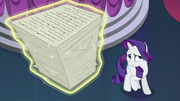 "Rarity ""One hundred orders?!"" S5E14"