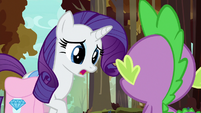 "Rarity ""pay Zecora a visit sooner"" S8E11"
