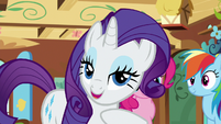"Rarity ""the premiere interior designer"" S7E5"